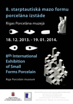 8th International Small Form Porcelain Exhibition